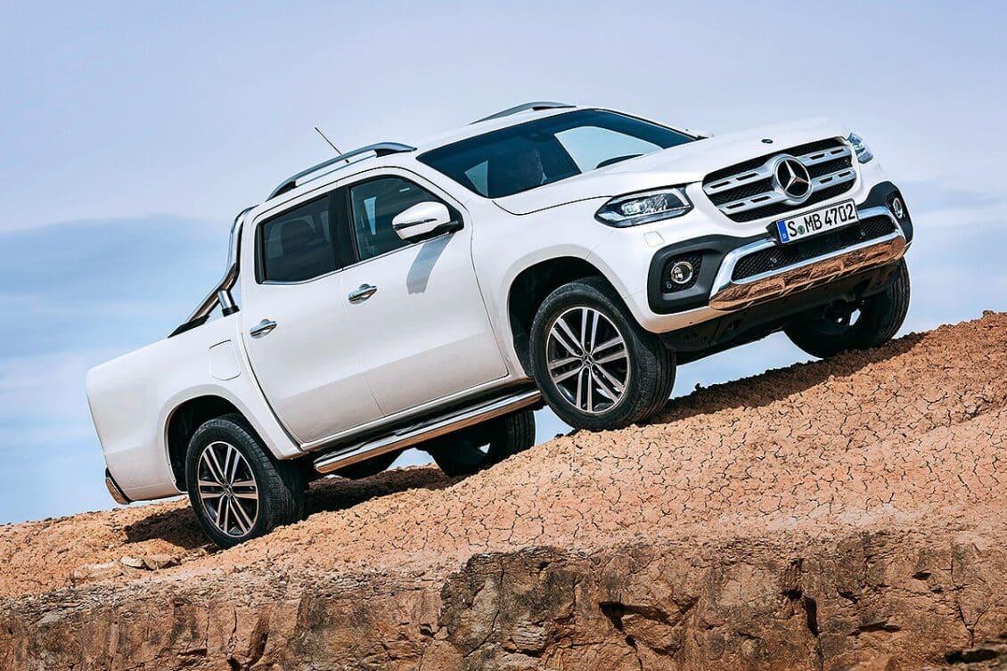 Todos los precios del nuevo Mercedes Clase X: Prepara el bolsillo