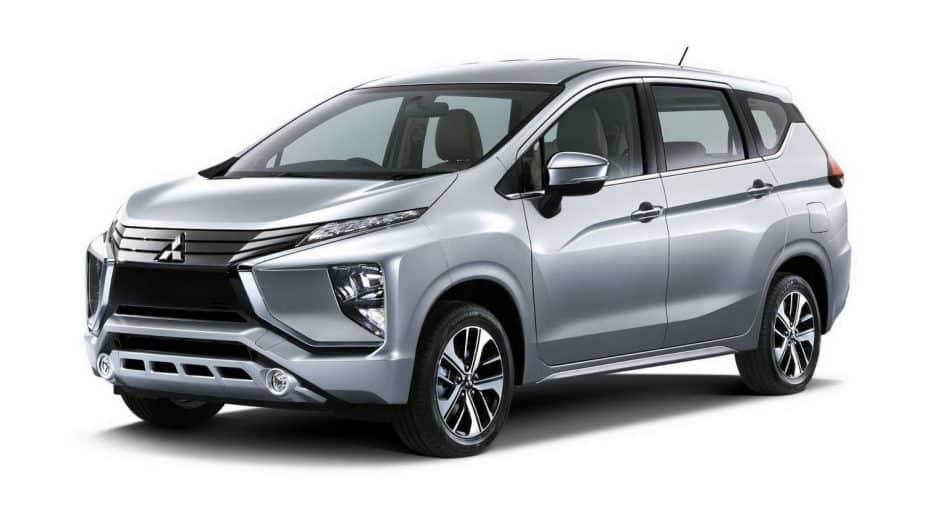 """""""Expander"""": El nuevo monovolumen de Mitsubishi que podría llegar a Europa"""
