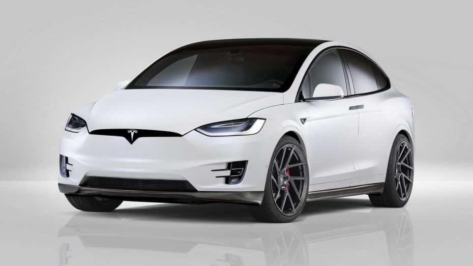 Así es el Tesla Model X de Novitec: Un sutil lavado de cara que le sienta muy bien al eléctrico