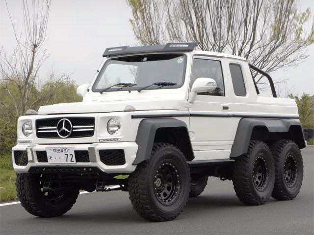 """Este """"Mercedes-AMG G63 6×6"""" cuesta solo 9.000 dólares ¿Adivinas qué trampa esconde?"""