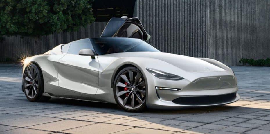 ¿Quieres un descuento en el próximo Tesla Roadster? Solo tienes que 'liar' a varios amigos…