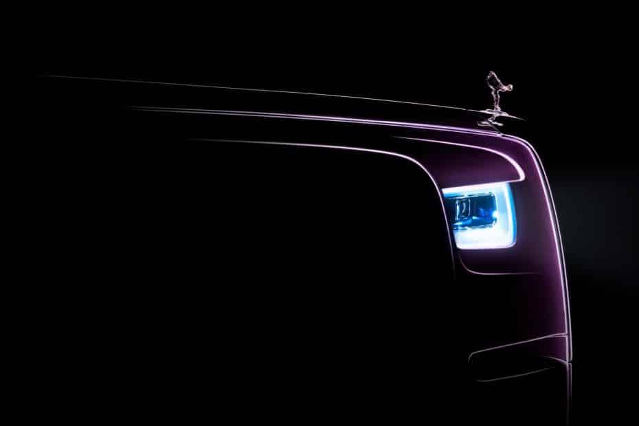 ¡Rolls-Royce desvela una nueva imagen del Phantom 2018! Y nos enseña otras joyitas…