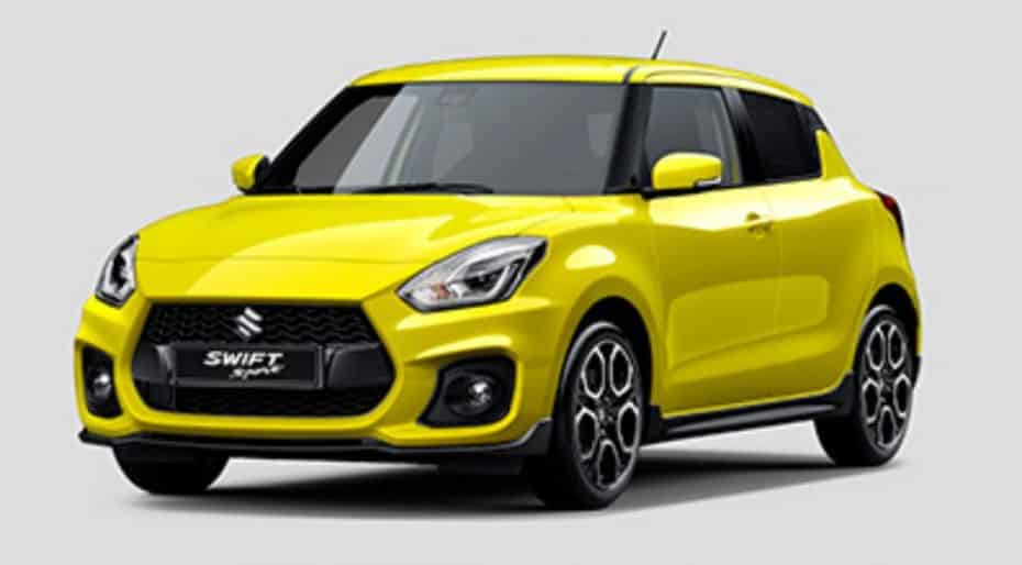Suzuki Swift Sport: Cada vez más cerca con el 1.4 Boosterjet de 140 CV y menos de 1 tonelada