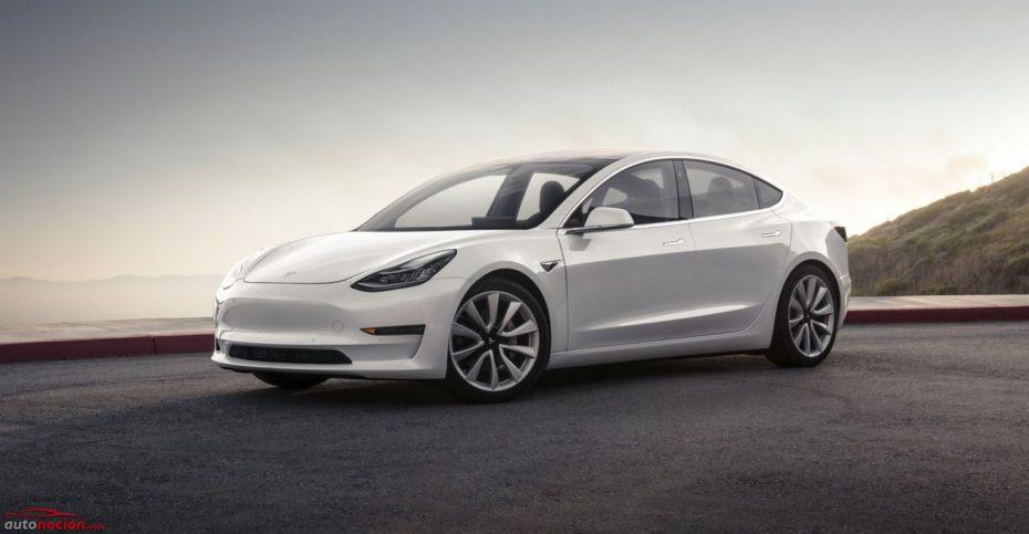 Aquí tienes el precio, parte del equipamiento y la autonomía del nuevo Tesla Model 3