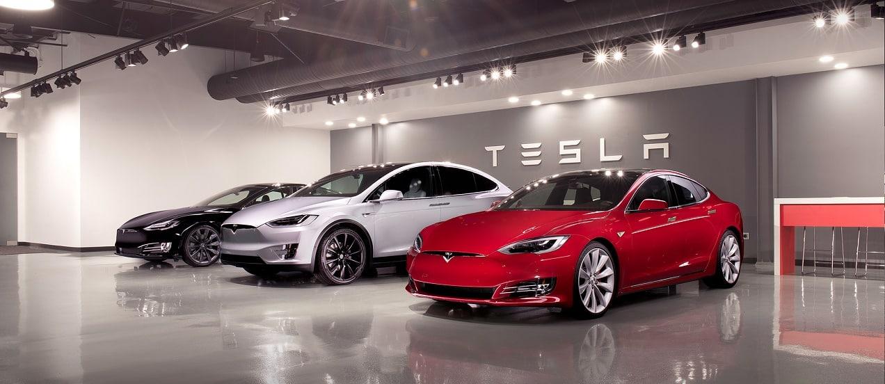 La gama Tesla es aún más salvaje en aceleración gracias a las últimas mejoras de rendimiento