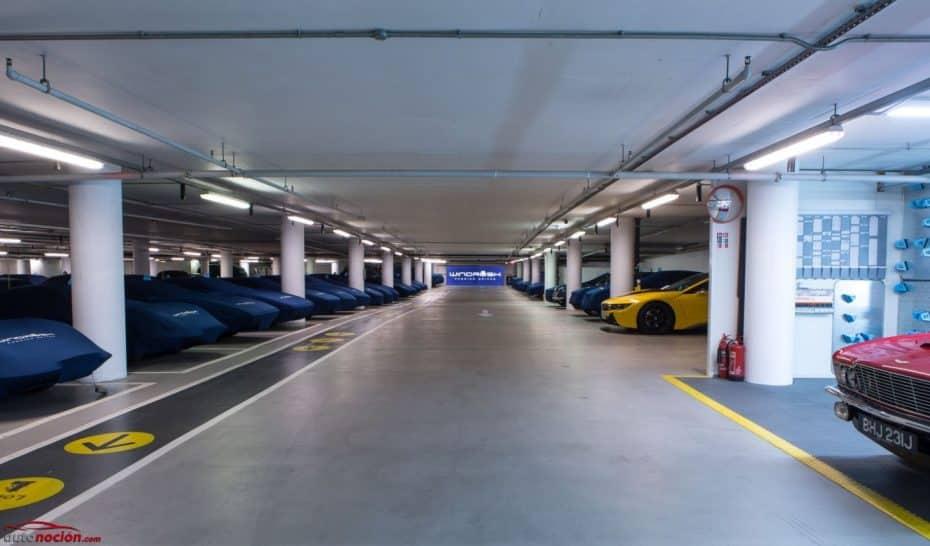 Esta es la plaza de garaje más cara del mundo: Alguien ha pagado 875.055 euros por ella