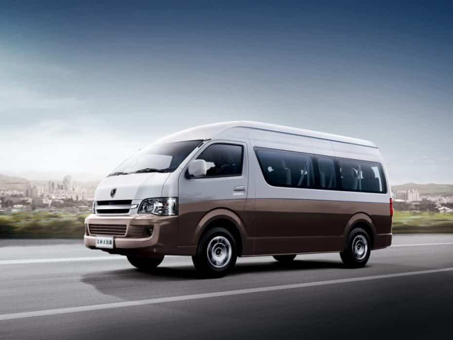 Renault y Brilliance producirán comerciales en China conjuntamente
