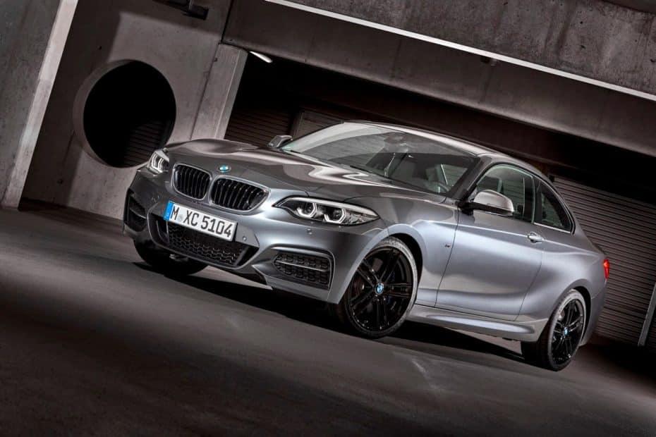 """Nuevas imágenes del """"renovado"""" BMW Serie 2 en versiones Coupé y Cabrio"""