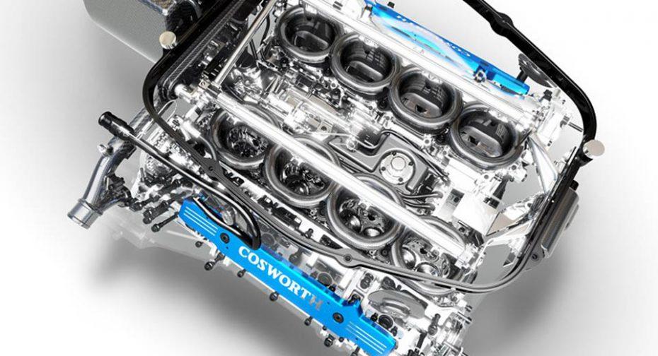 Cosworth planea volver a la Fórmula 1 en el 2021