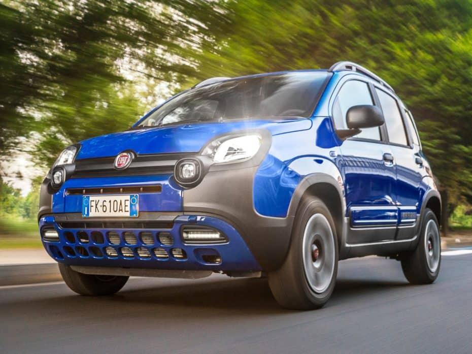 Ya puedes adquirir el Fiat Panda City Cross en España