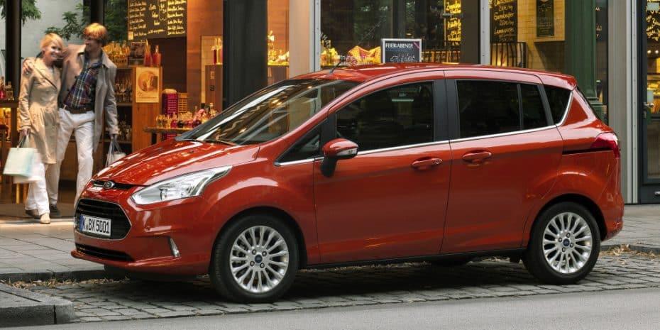 El Ford B-Max dirá adiós en septiembre: La planta de Rumanía producirá el EcoSport