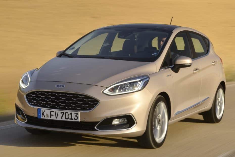 La gama Ford Fiesta Vignale añade nuevas motorizaciones: Ya disponibles
