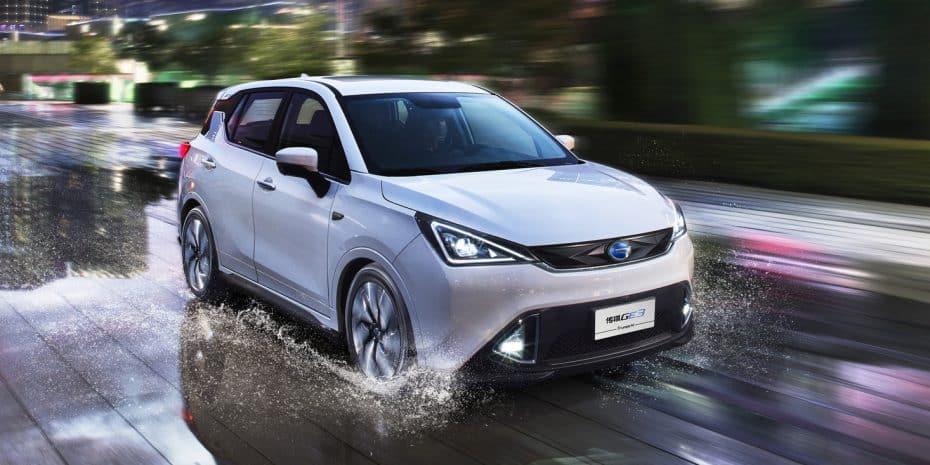 Así es el nuevo GAC GE3, el eléctrico accesible con 310 km de autonomía (vídeo incluido)