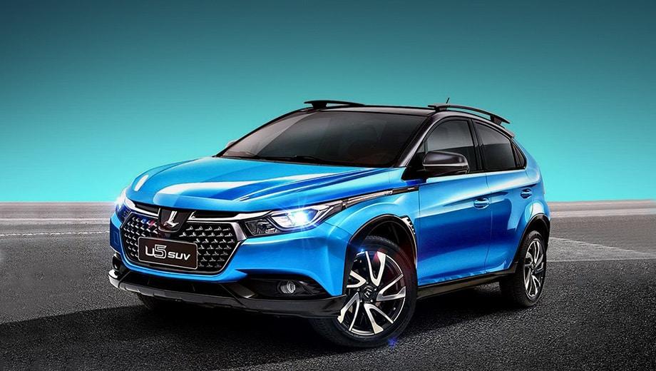 Luxgen lanzará en octubre el nuevo U5, un B-SUV con motor Peugeot