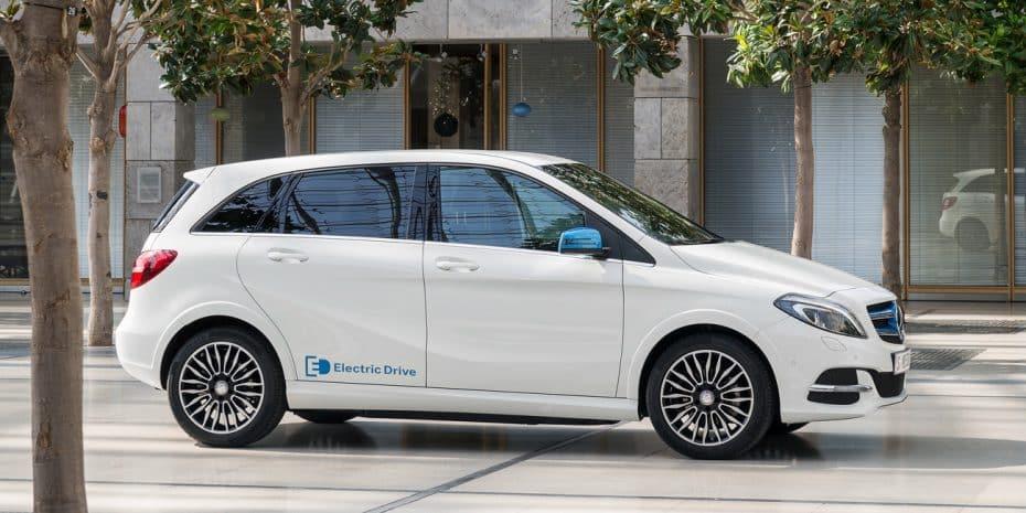 El Mercedes Clase B Electric Drive dejará de venderse en otoño