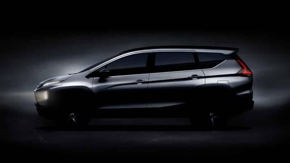 El nuevo MPV de Mitsubishi podría llegar a Europa: Se presentará el 10 de agosto