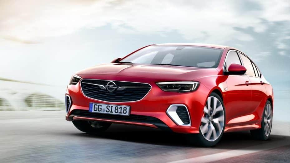 Nuevo Opel Insignia GSI: Regresan las míticas siglas, con 260 CV