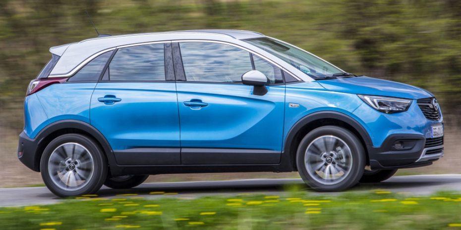 Nuevo nivel de acabado Ultimate para los Opel Mokka X y Crossland X: La opción más equipada