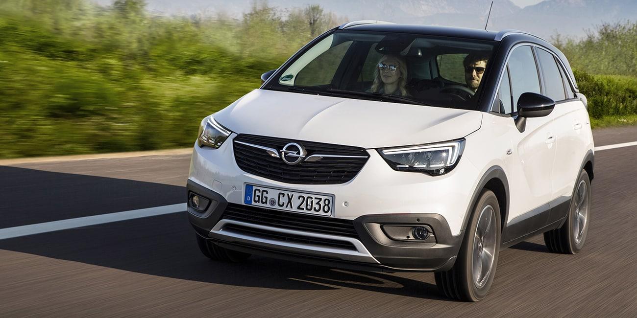Regresa el Opel Crossland X con GLP: Misma opción con 82 CV