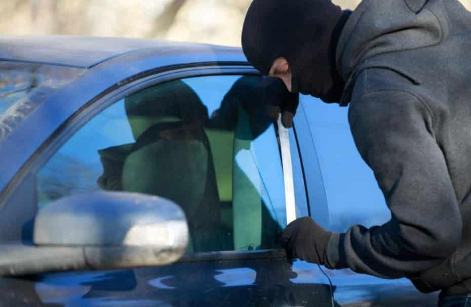 Los robos de vehículos aumentan: Estos son los lugares en los que más peligro corre un coche…