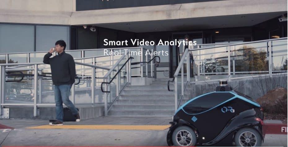 Este robot de seguridad va a empezar a patrullar las calles de Dubái: Trabajará las 24h del día