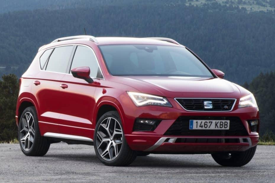 El SEAT Ateca estrena motor de gasolina: Con 1,5 litros