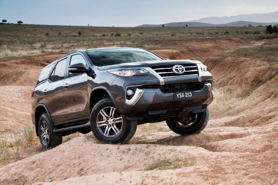 El Toyota Fortuner probará suerte en Europa: De momento Rusia y otros mercados del CIS