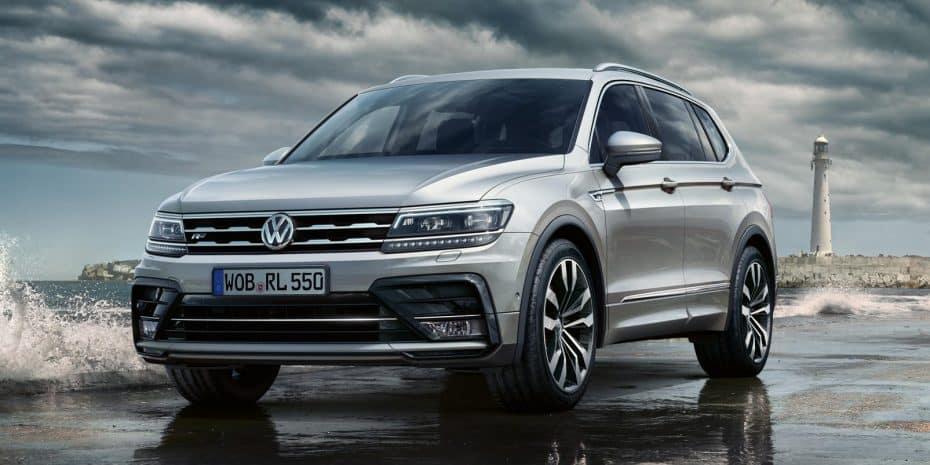 El VW Tiguan Allspace ya tiene precio en Alemania: Con hasta siete plazas