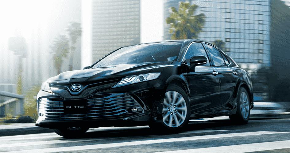 La nueva generación del Daihatsu Altis seguro que te suena: Híbrido y bien equipado