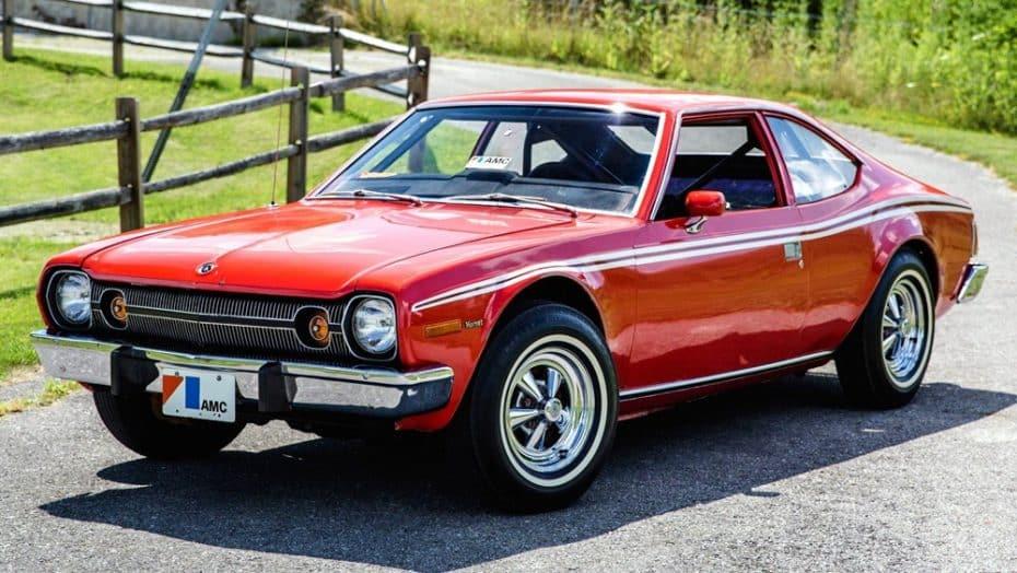 A la venta el AMC Hornet de 1974 con el que Roger Moore hizo un barril completo de 270º como 007