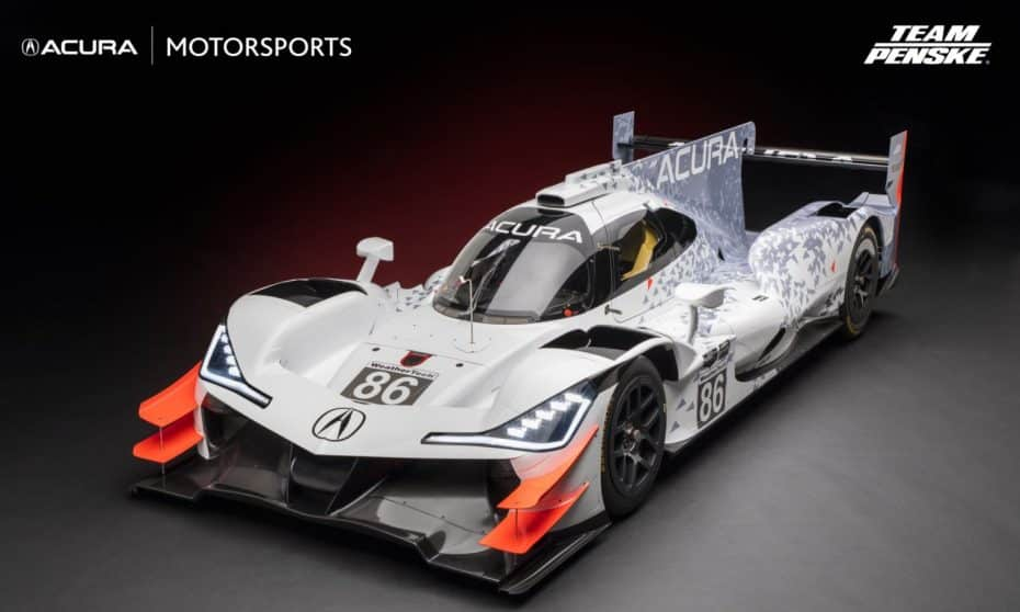 Acura ARX-05: Así luce la quinta generación del modelo experimental de carreras