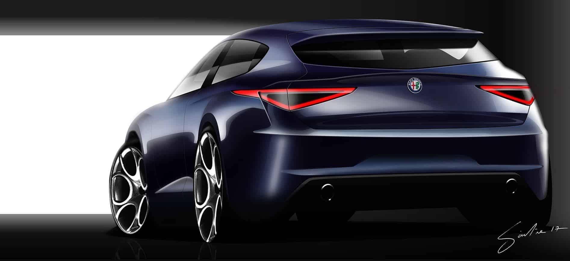 Por favor Alfa Romeo, el segmento necesita un Giulietta como este…