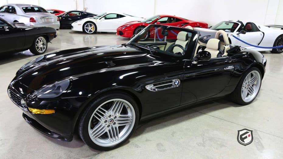 Este rarísimo BMW Z8 Alpina está a la venta ¿Cuánto estarías dispuesto a pagar por él?