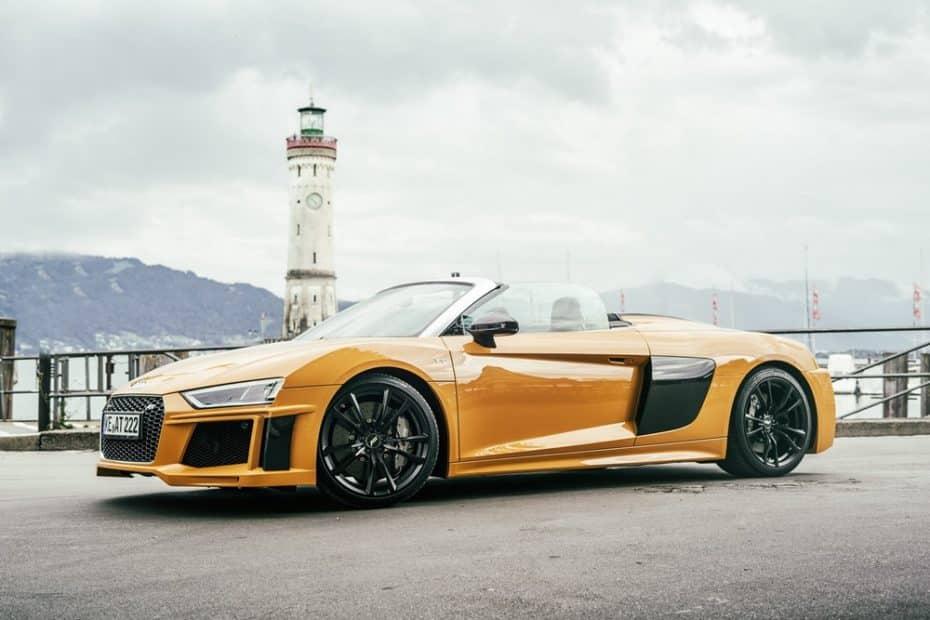 ¿La misma potencia que el Audi R8 Spyder V10 Plus por bastante menos dinero? Solo podía ser cosa de ABT