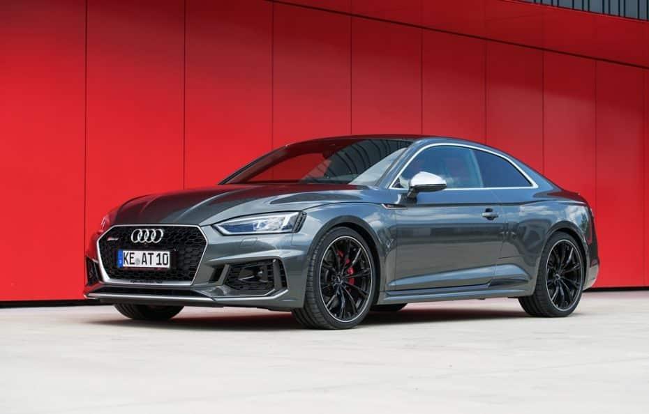 ABT Sportsline completa su gama de preparaciones del Audi A5 con un salvaje RS5 de 510 CV