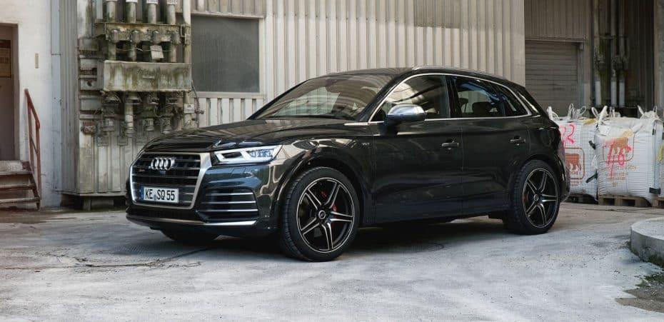ABT le mete mano al Audi SQ5: Ahora con un 20% más de potencia y 50 Nm más de par
