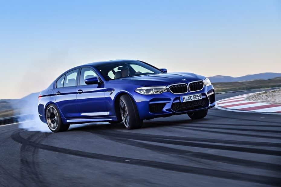 ¡Oficial! Saluda al BMW M5: Sobredosis de altas prestaciones y dinamismo en formato berlina