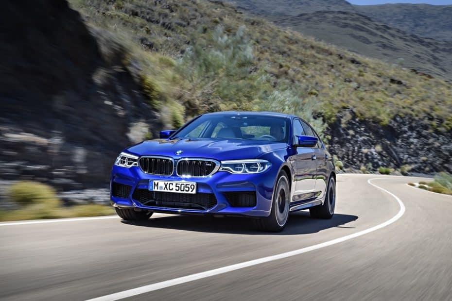El nuevo BMW M5 ya tiene precios en España: Pagarás 228 euros por cada uno de sus 600 CV