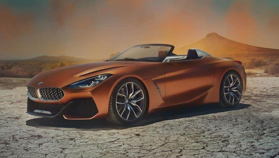 El BMW Z4 Concept ya es oficial: ¿Estamos ante uno de los roadster más bonitos de la historia?