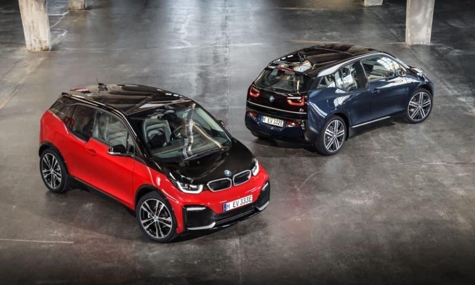 La receta del éxito eléctrico se mejora: Nuevos BMW i3 y BMW i3s