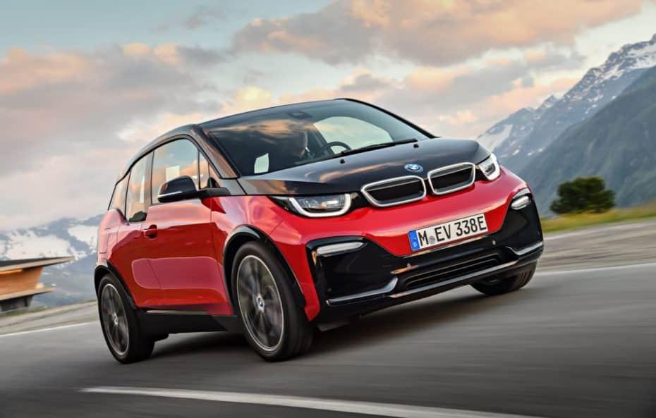 Todos los precios del renovado BMW i3 para España: Incluido el «S» más deportivo