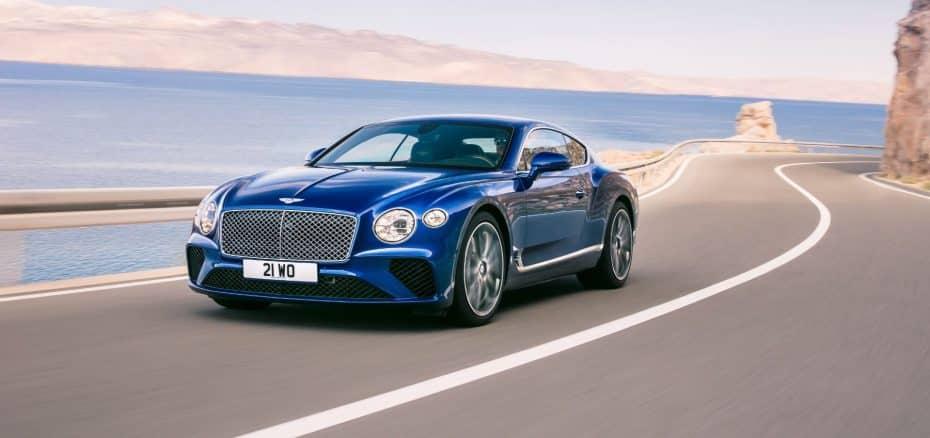 Nuevo Bentley Continental GT: Llega la tercera generación del gran turismo por antonomasia