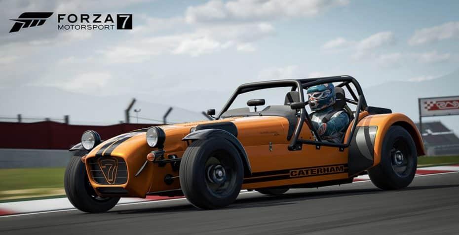 Más coches del Forza Motorsport 7, ahora llegan los europeos…