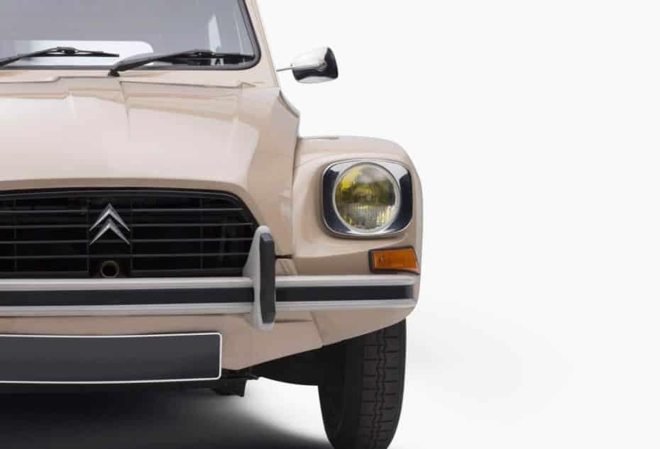 """El Citroën Dyane cumple 50 años: """"Un coche para gente encantadora"""""""