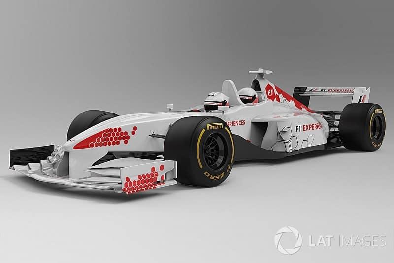 Atento a este Fórmula 1 biplaza: Lo veremos en la próxima temporada