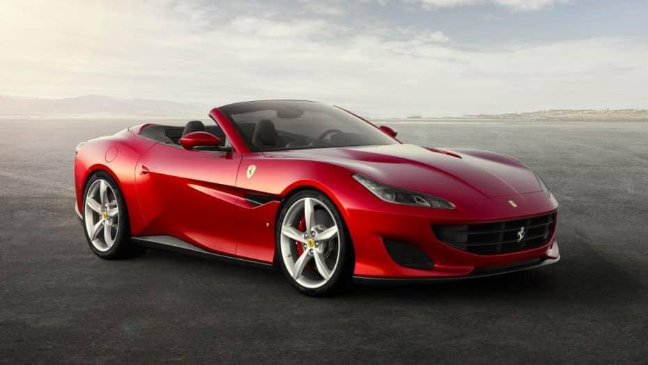 ¡Oficial!: Así es el Ferrari Portofino de 600 CV, el sustituto del California T