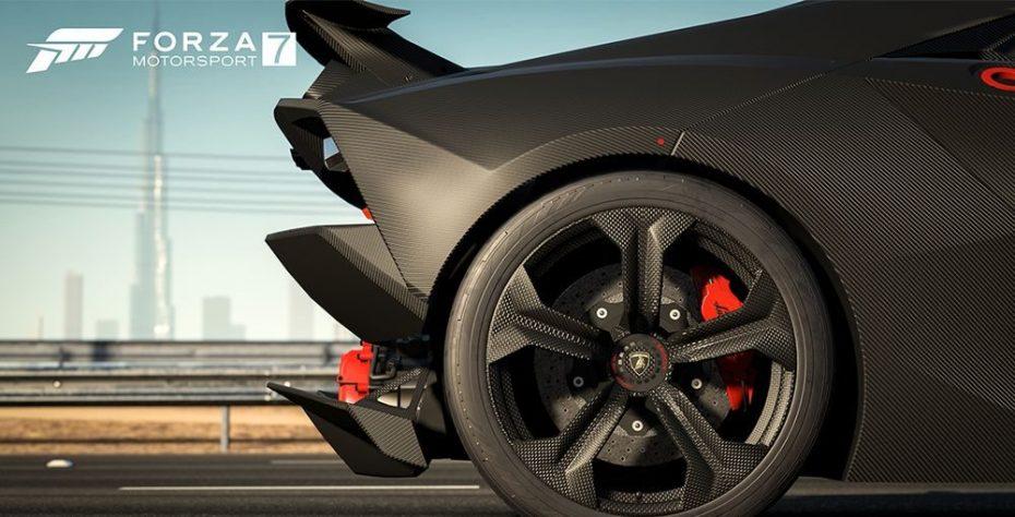 """Aquí tienes otros 137 """"cacharros"""" de los 700 que nos traerá Forza Motorsport 7"""