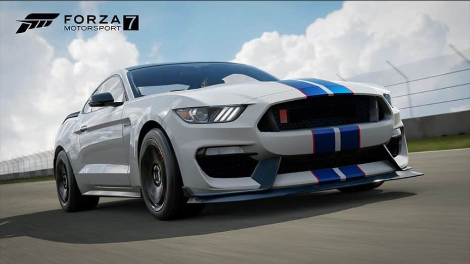 Aquí van otras 100 bestias americanas de los 700 coches que verás en el Forza Motorsport 7
