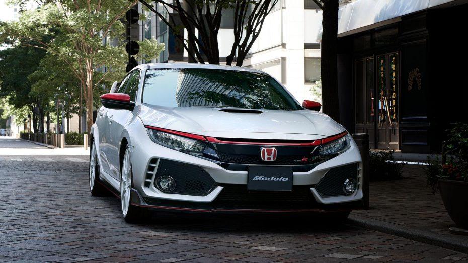Ojo a estos accesorios para el Honda Civic Type R: ¿No te gustaría verlos en nuestro mercado?