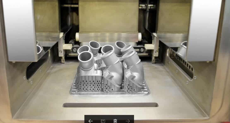 Los primeros repuestos para camiones hechos con una impresora 3D ya son una realidad